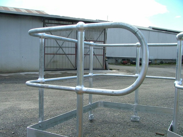 Galv Stanchions