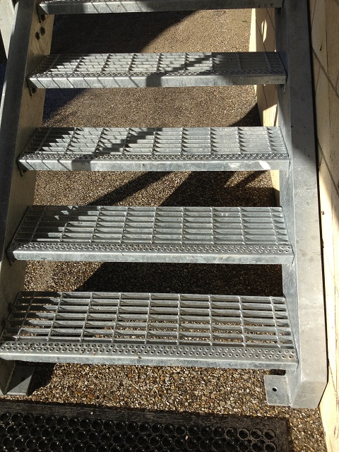 Welded Stairs